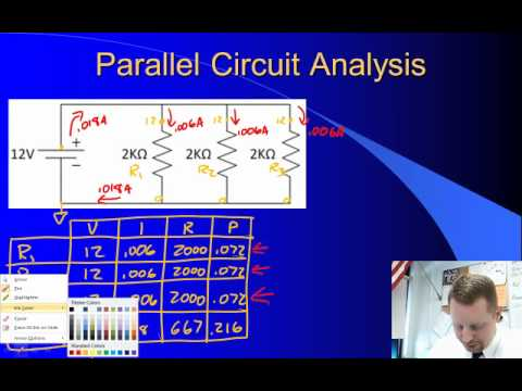 High School Physics: Parallel Circuits