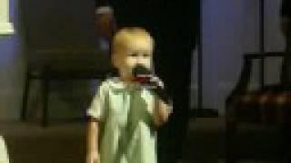 Original Baby Preacher World's Youngest Preacher No Subtitles