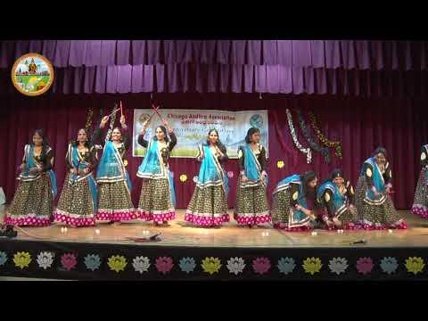CAA 2nd Anniversary Swagatam Krishna