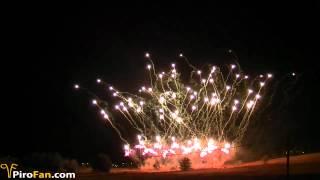 Pirotecnia Vulcano XVI Concurso De Fuegos Artificiales