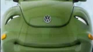 Volkswagen Service - New Beetle Wellness Werbespot videos