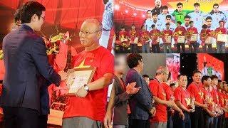 """Vừa đổ bộ TPHCM,U23 Việt Nam đã nhận được phần thưởng """"cực khủng"""",đúng """"1 bước lên tiên"""".."""