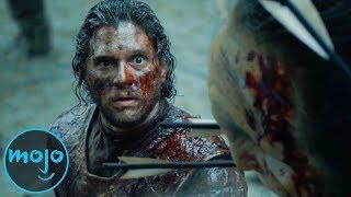 Top 10 Game of Thrones Battles