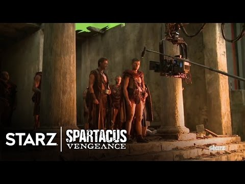Spartacus | Vengeance - In Production Now | STARZ