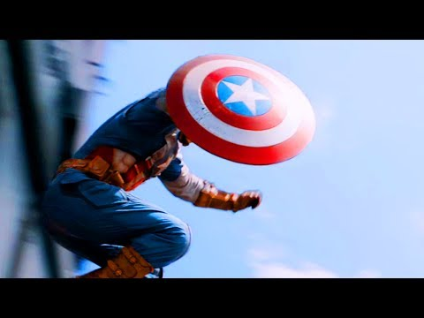 Captain America 2: The Winter Soldier Trailer 2014 Movie - Official [HD]