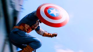 Captain America 2: The Winter Soldier Trailer 2014 Movie