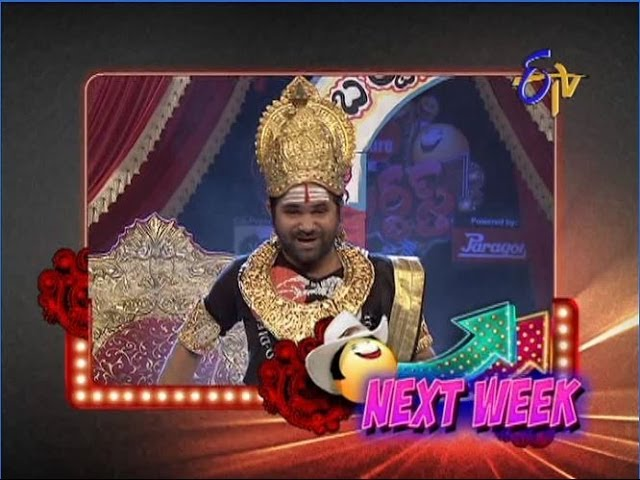 Jabardasth - Next Week (6th March 2014)