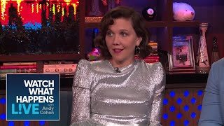 Does Maggie Gyllenhaal Have Taylor Swift's Scarf? | WWHL