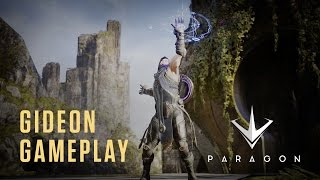 Paragon - Gideon Gameplay Highlights