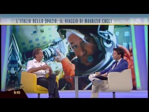 Bel tempo si spera estate: i 'Nomadi' e l'astronauta Maurizio Cheli