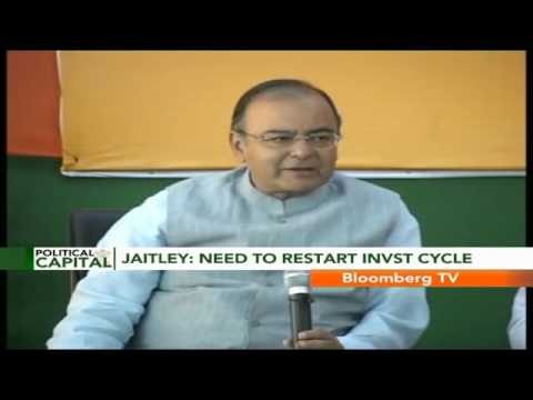Countdown- Arun Jaitley Takes On UPA II