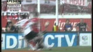 River 3 Independiente 1 Apertura 2005 ( Debut De Falcao
