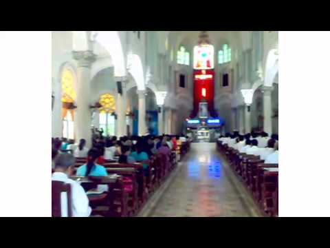 Âm Vang Tiếng Chuông Giáo Đường - Nhà Thờ Cái Bè Tiền Giang