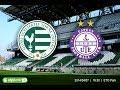 Resumo: Győri ETO 1-0 Újpest (27 abril 2014)