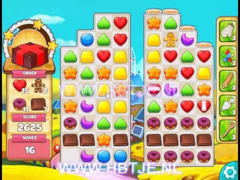 Cookie Jam level 41