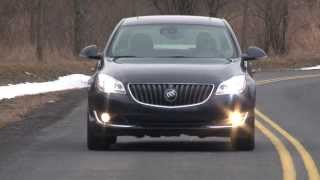 2014 Buick Regal - TestDriveNow.com Review by auto critic Steve Hammes