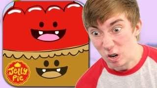 JELLY & PIE THE GAME (iPhone Gameplay Video)