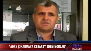Mehmet Ödevli Ak Parti Aday çıkarmaya cesaret edemiyor