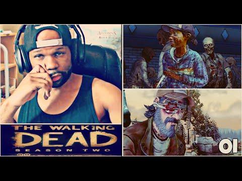 The Walking Dead Season 2 - Episode 4 - Part 1 - Amid the Ruins