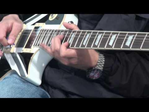 Indie Les Paul - Black Jack (Pre-Owned)