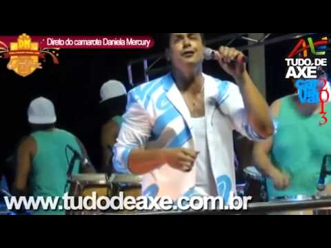 CARNAVAL DE SALVADOR 2013: VIDEO Harmonia do Samba sacudindo a Barra [HD]