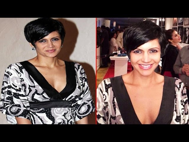 Steamy Hot Mandira Bedi Huge Mango Shape Bosoms