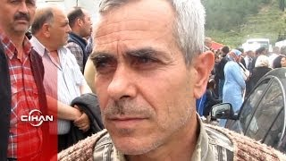 Soma'daki faciadan kurtulan işçi o anları anlattı