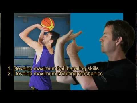 Basketball Shooting Drills & Ball Handling - Conditioning the Hands