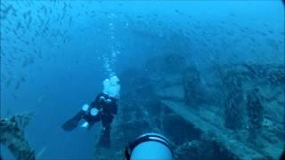 Valasavoia Wreck