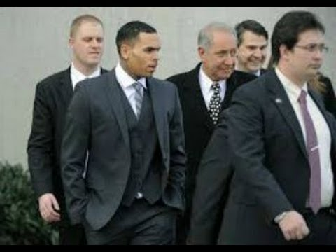 Chris Brown Reject Plea Deal - Court Case Headed to Trial (2014)