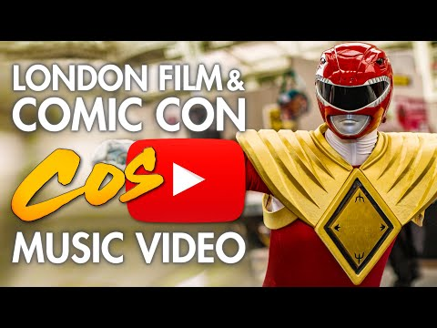 Winter London Film & Comic Con (WLFCC) - October 2013 - Cosplay Music Video‏