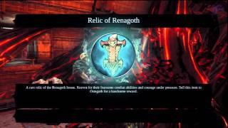 Darksiders II: Relic Of Renagoth Locations