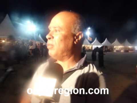 فيديو..جزائري ينبهر بمعرض الصناعة التقليدية بمارينا السعيدية