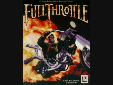 Full Throttle - ПОЛНЫЙ ГАЗ!!!