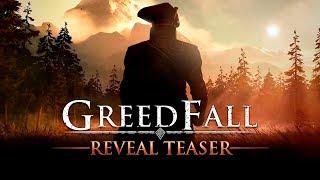 GreedFall - Reveal Teaser