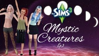 """BROOM JOY RIDE"" Mystic Creatures - Sims 3 Ep 3"