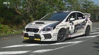2018年 全日本ラリー選手権 第3戦 丹後