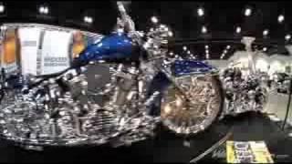 2008 DUB Show Tour Lowrider Harley Davidson Motorcycle