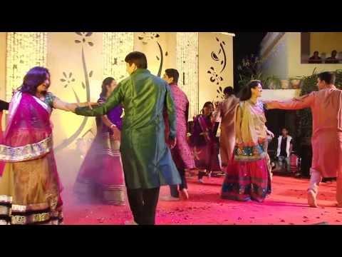Cousin's Tu rang sharbaton ka sangeet performance!! (Nirja-Riken Sangeet Sandhya )