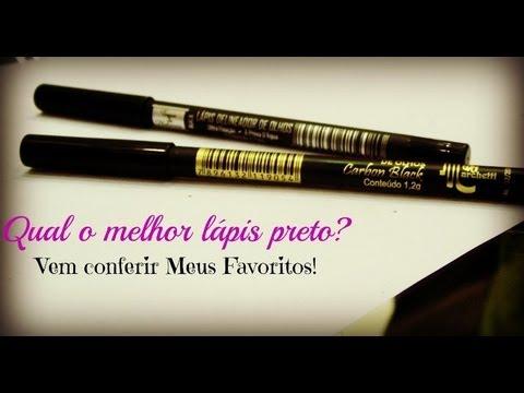 Qual o melhor lápis de olho?