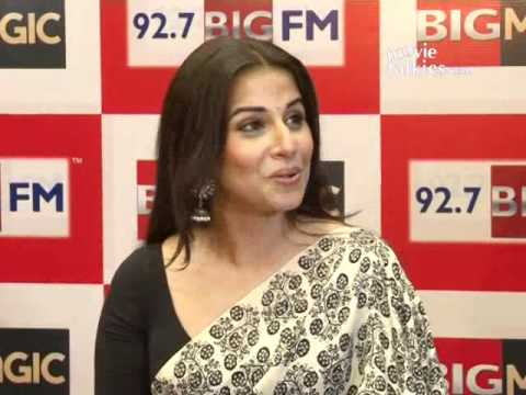 Vidya Balan on Amitabh Bachchan singing for 'Kahaani'