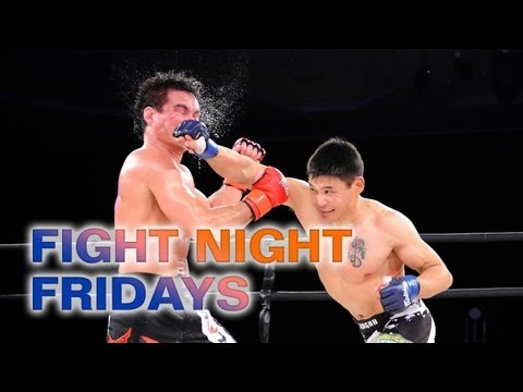 TOP 10 FIGHT OF 2011: Adrian Pang (Australia) vs. Jadamba (Mongolia)