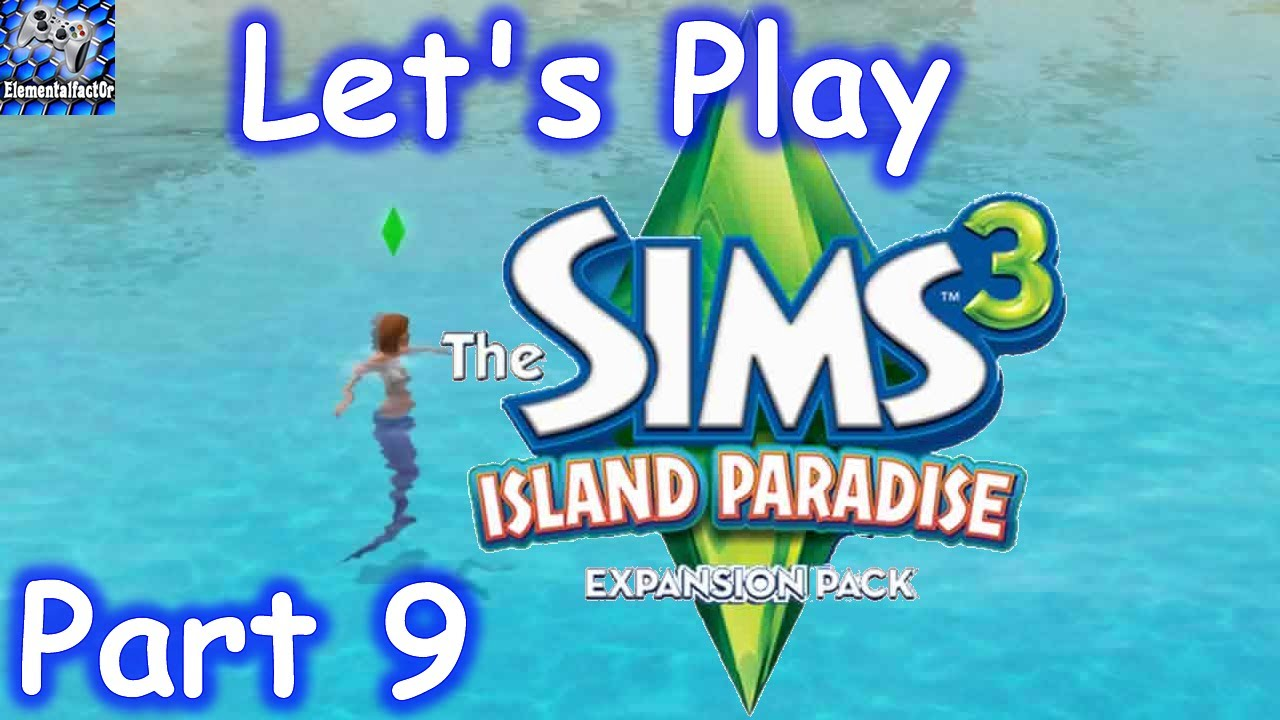 lets play the sims 3 island paradise gameplay 9 youtube. Black Bedroom Furniture Sets. Home Design Ideas