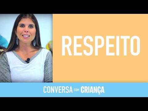 Respeito | Conversa com Criança | Psicóloga Infantil Daniella Freixo de Faria