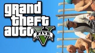"GTA 5! The Crew Vacation!! (GTA 5 ""Best"" Skit Ever"