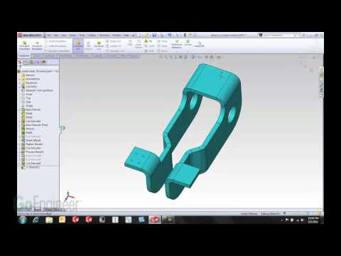SolidWorks 2012- View Normal
