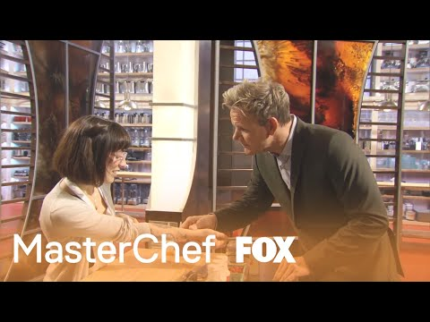 Jaimee's Weirdest Tattoo (Deleted Scene) | MASTERCHEF | FOX BROADCASTING