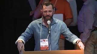 Jefferson Curiteac participa da Convenção Nacional do Solidariedade