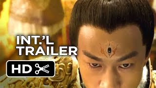 The Monkey King Official International Trailer #1 (2014