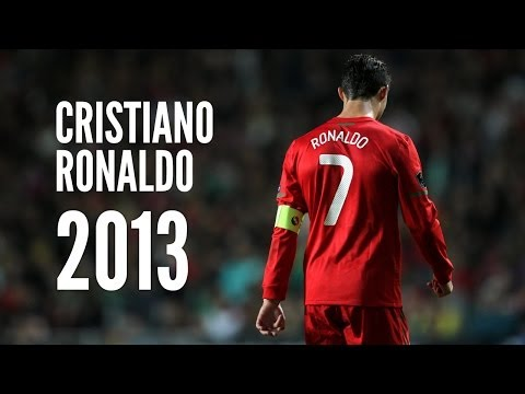 Cristiano Ronaldo and Ballon D'Or 2013